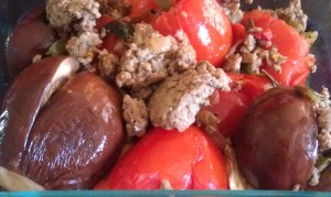 stuffed tomatoe